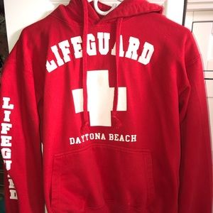 Tops - Lifeguard Sweatshirt